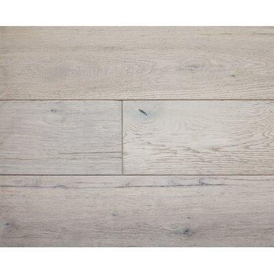 American Traditions 7 Engineered White Oak Hardwood Flooring in Platinum