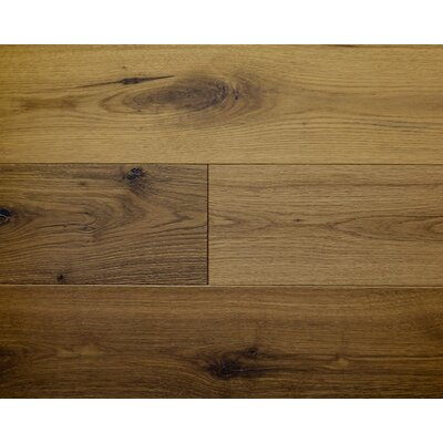 American Traditions 7 Engineered White Oak Hardwood Flooring in Cottage