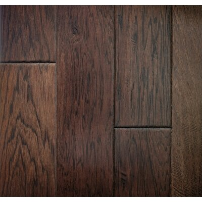 Modern Home 6 Engineered Hickory Hardwood Flooring in Cocoa