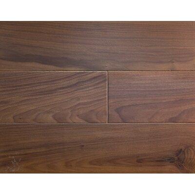 Rustic Old West 7 Engineered Walnut Hardwood Flooring in Ponderosa