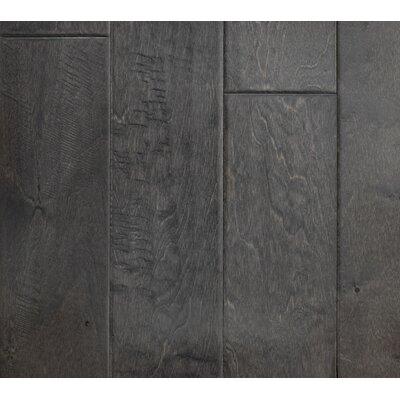 Modern Home 5 Engineered Birch Hardwood Flooring in Steel