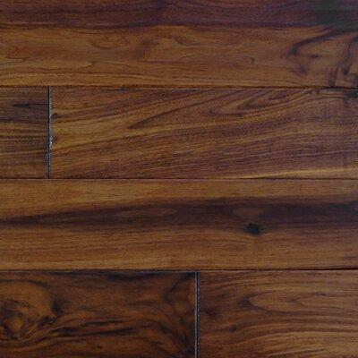 Tap Room 5 Engineered Walnut Hardwood Flooring in Marzen