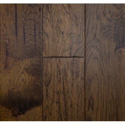 Modern Home 6 Engineered Hickory Hardwood Flooring in Double Latte