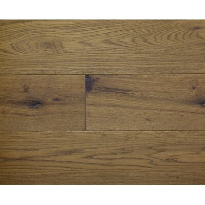 American Traditions 7 Engineered White Oak Hardwood Flooring in Grandfather Clock