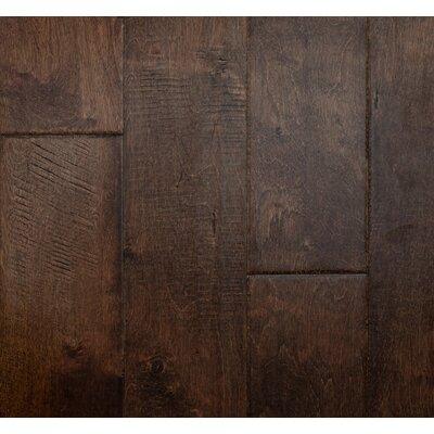 Modern Home 5 Engineered Birch Hardwood Flooring in Brass