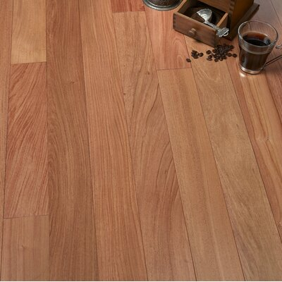 3 Solid Sirari Hardwood Flooring in Rosewood