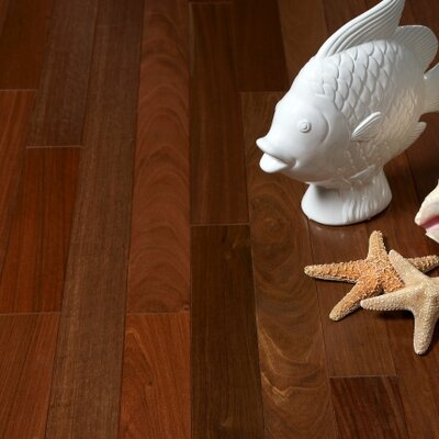 3-1/4 Solid Ipe Hardwood Flooring in Natural