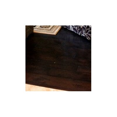 Hudson Bay Random Width Engineered Hickory Hardwood Flooring in Nunavut
