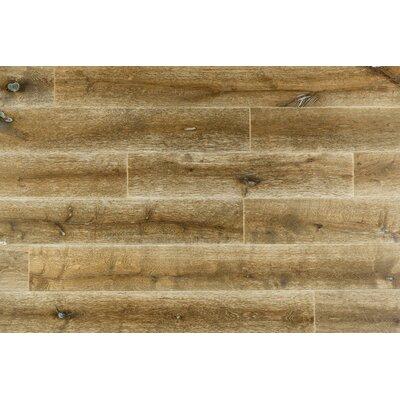 Old Town 7.4 Engineered Oak Hardwood Flooring in Molek