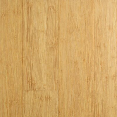 4-1/2 Solid Strandwoven Bamboo Flooring in Natural