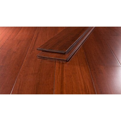 Bamboo Flooring in Cinnabar