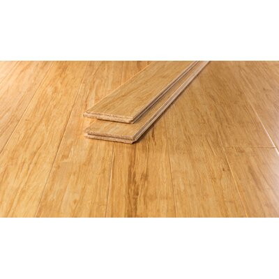 Bamboo Flooring in Natural