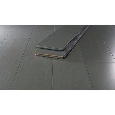Bamboo Flooring in Platinum