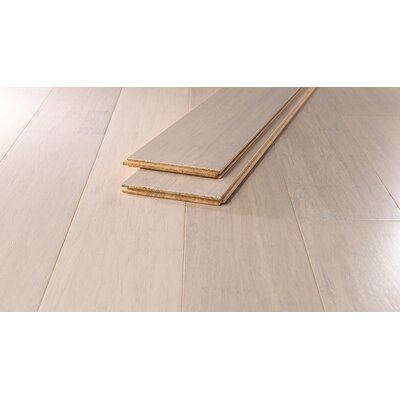 Bamboo Flooring in Rough Nevado