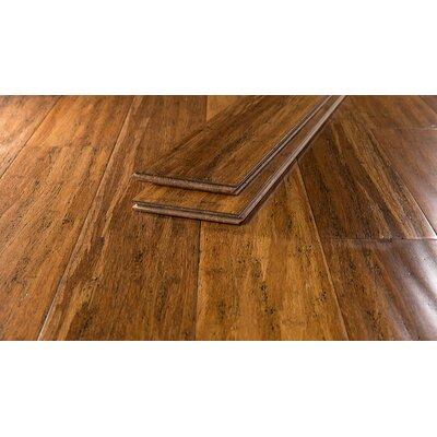 5-2/3 Bamboo Flooring in Terreno Antiqued