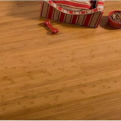 Bamboo Flooring in Terreno Flat Grain