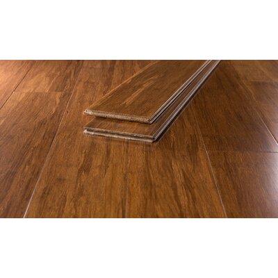 Bamboo Flooring in Terreno Wide Plank