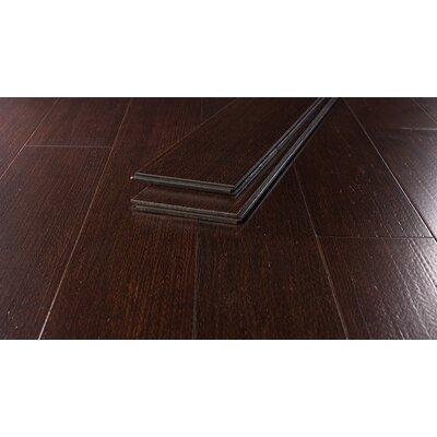 Bamboo Flooring in Weathered Morena