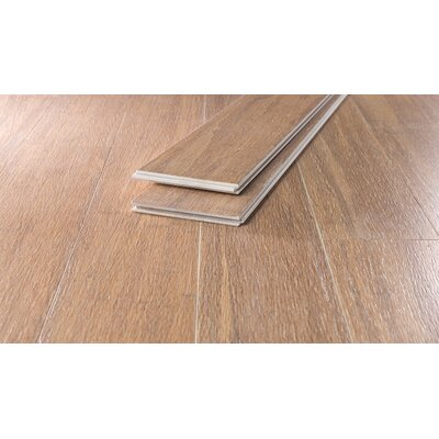 Bamboo Flooring in Weathered Sable