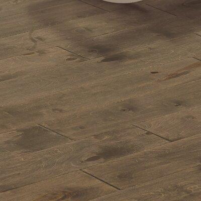 5 Engineered Birch Hardwood Flooring in Slate