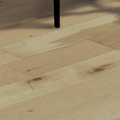 5 Engineered Birch Hardwood Flooring in Natural