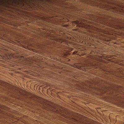 Orchard 4-3/4 Solid Oak Hardwood Flooring in Evergreen