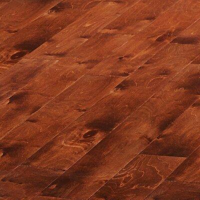 5 Engineered Birch Hardwood Flooring in Tango