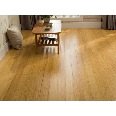3-6/7 Solid Strandwoven Bamboo Flooring in Natural