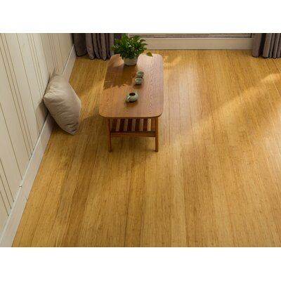 3-6/7 Solid Strandwoven Bamboo Flooring in Carbonized