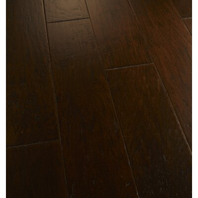 Penultimate 7 Manufactured Wood Hickory Hardwood Flooring in Zestful