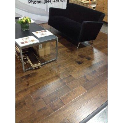 Modern Home 5 Engineered Birch Hardwood Flooring in Java