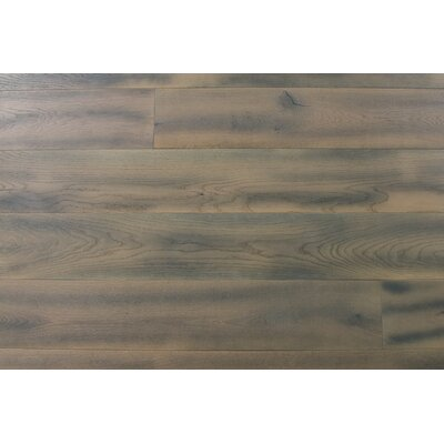 Aston 9.5 x 86.61 x 15.87mm Engineered Oak Hardwood Flooring in Wax Oil