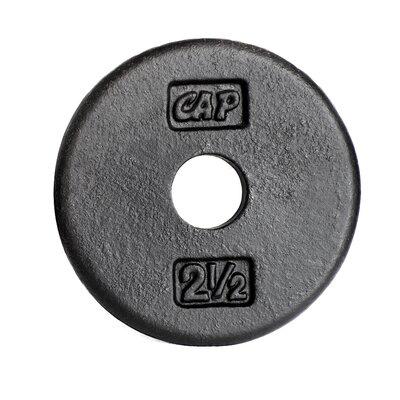 Black Regular Plate (Set of 2)