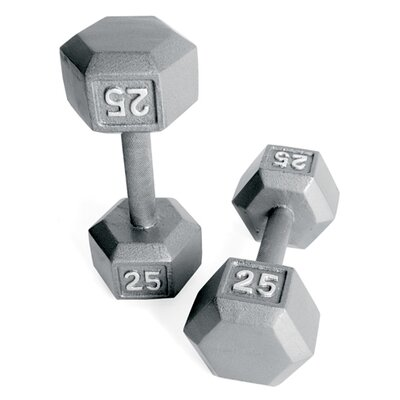 Bad credit financing Grey Solid Hex Dumbbell Weight: 50 ...