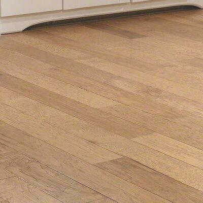 5 Engineered Hickory Hardwood Flooring in Golden Wheat