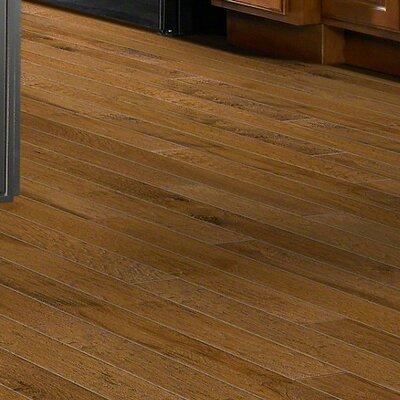 5 Engineered Hickory Hardwood Flooring in Toasted Caramel