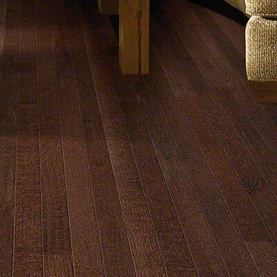 2-1/4 Solid Oak Hardwood Flooring in Mocha