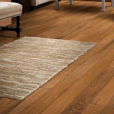 3-1/4 Engineered Hickory Hardwood Flooring in Schoolhouse