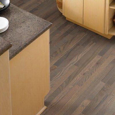 2-1/4 Solid Oak Hardwood Flooring in Sterling