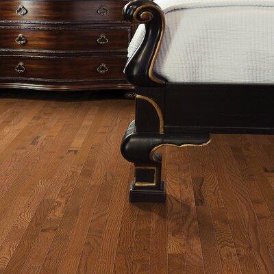 2-1/4 Solid Oak Hardwood Flooring in Leather