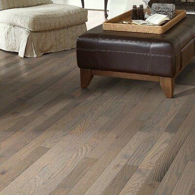 3-1/4 Solid Red Oak Hardwood Flooring in Sterling