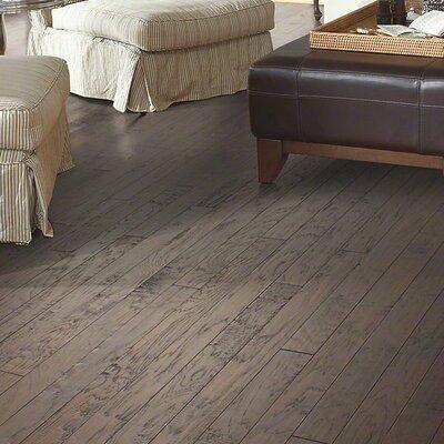 3-1/4 Engineered Hickory Hardwood Flooring in Charcoal