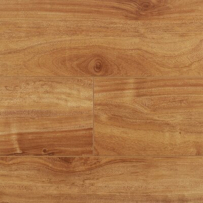 7 x 48 x 12.3mm Laminate Flooring in Honey Oak (Set of 22)