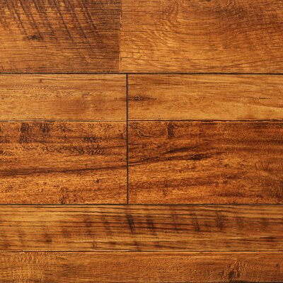 8 x 48 x 12.3mm  Laminate Flooring in Vintage Wheat (Set of 22)