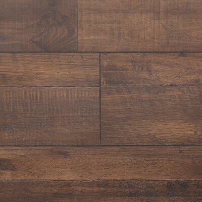 8 x 48 x 12.3mm  Laminate Flooring in Vintage Timber (Set of 22)