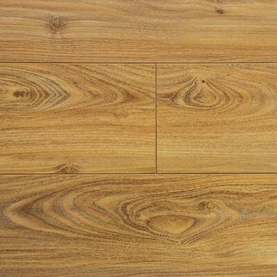 7 x 48 x 2.3 mm Laminate Flooring in Golden Oak (Set of 22)