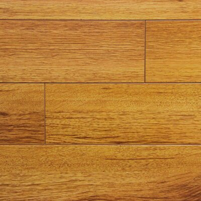 5 x 48 x 12.3mm Laminate Flooring in Natural Oak (Set of 22)