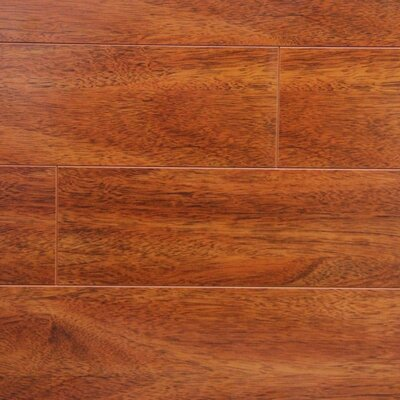 5 x 48 x 12.3mm Laminate Flooring in Jatoba Semi-Gloss (Set of 22)