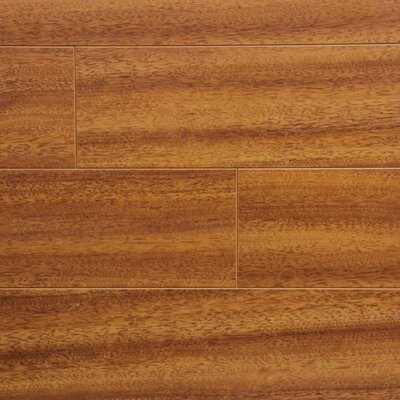 5 x 48 x 12.3mm Laminate Flooring in Jatoba (Set of 22)
