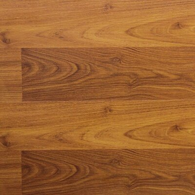 8 x 48 x 8.2mm  Laminate Flooring in Terracotta Alder (Set of 22)